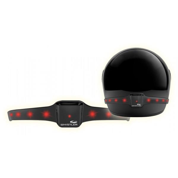 lumi re de s curit pour casque. Black Bedroom Furniture Sets. Home Design Ideas