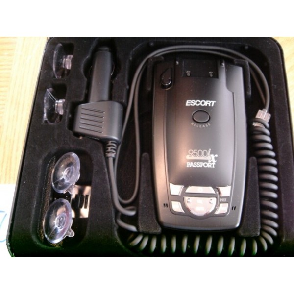 escort passport 9500ix intl