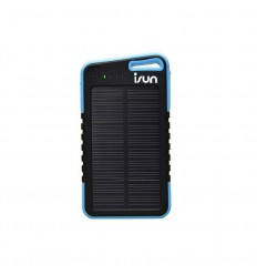 Cargador solar portátil Power Bank 5000 mAh