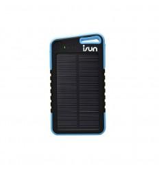 Cargador solar portátil Power Bank 5000 mAh
