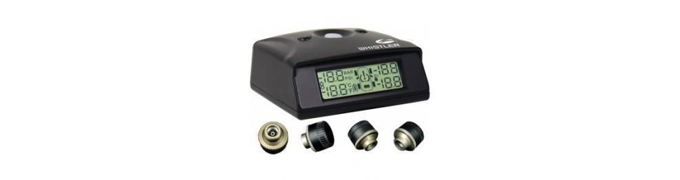 Controllore digitale di pressione dei pneumatici
